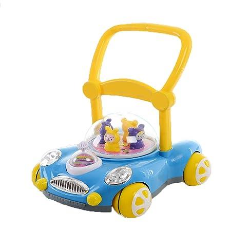 BPFQAH Andador, Carro Infantil Desmontable para niños, Coche ...