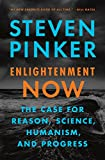 capa de Enlightenment Now: The Case for Reason, Science, Humanism, and Progress