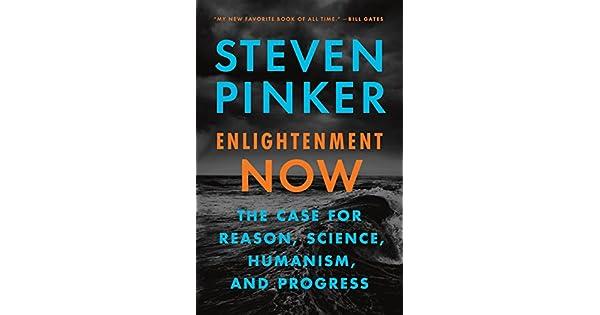Enlightenment now the case for reason science humanism and enlightenment now the case for reason science humanism and progress livros na amazon brasil 9780525427575 fandeluxe Gallery