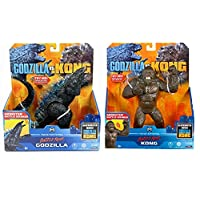 Godzilla vs. Kong 2021 Bundle of 2 Monsterverse Movie Series 7