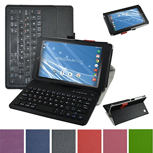 Insignia NS-P08A7100 Bluetooth Keyboard Case,Mama Mouth S...