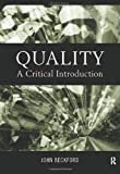Quality, John Beckford, 0415181631