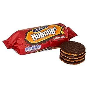 Mcvitie's Dark Chocolate Hobnobs 262g - Pack of 2