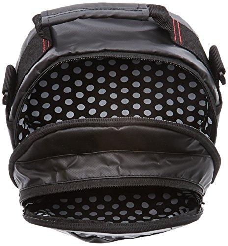 Abus Damen Fahrrdtasche Basica ST 5300, black, 23 x 16 x 18 cm, 5 Liter, 13393-0
