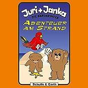 Abenteuer am Strand (Juri und Janka - Die Bärenkinder 7) | Stephanie Schäfer, Tim Thomas