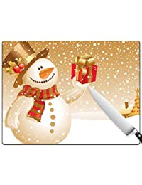 Want A Very Merry Christmas v94 Standard Cutting Board online