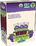 Stretch Island Grape Company Organic Fruit Strips, 0.49 Ounce (Pack of 120)