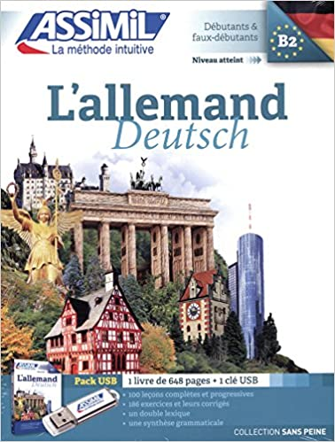 L'allemand (1Clé Usb)