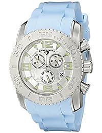 Swiss Legend Men's 10067-02S-BBLS Commander Analog Display Swiss Quartz Blue Watch