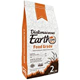 Diatomaceous Earth 2 Lbs Food Grade DE - Includes Free Scoop