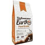 Diatomaceous Earth 2 Lbs Food Grade DE - Includes Free Scoop