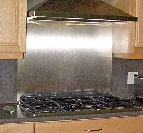 """Kitchen Backsplash Contact Paper: """"Like"""" Contact Paper Refrigerator Cover SATIN FINISH"""