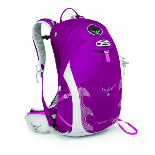 Osprey Packs Womens Tempest 20 Backpack Mystic Magenta SmallMedium