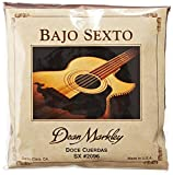 Dean Markley Bajo Sexto Diez Cuerda Guitar Strings, 28-92, 2096