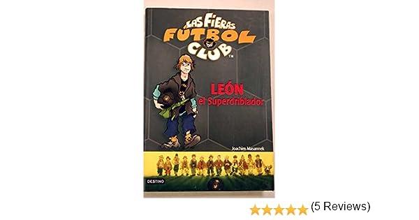 León el superdriblador: Amazon.es: Masannek, Joachim: Libros