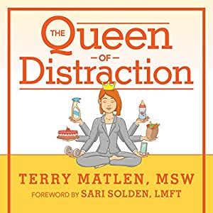 The Queen of Distraction Hörbuch