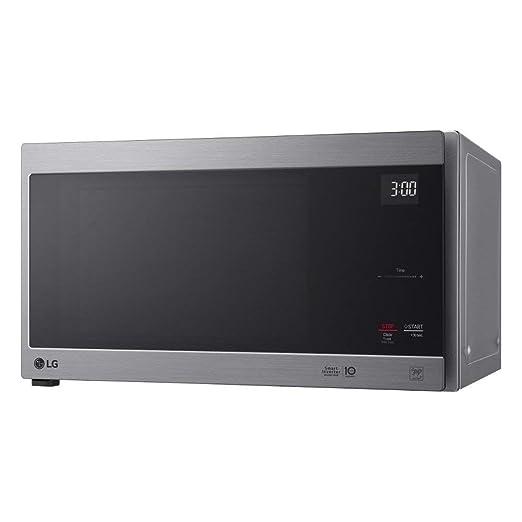Amazon.com: LG LMC1575AST 1.5 Cu. Ft. Neochef Horno de ...