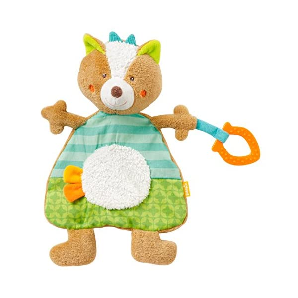 Babysun Sleeping Forest Doudou Mouchoir Renard 1