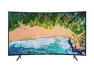 Samsung 4K Ultra HD Smart TV 65 Inch Curved Model -UA65NU7300RXUM Black