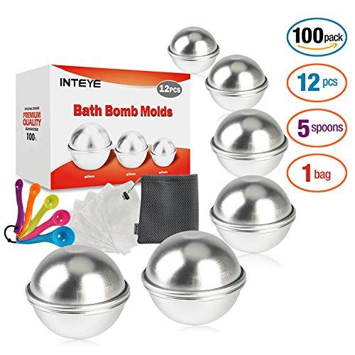 Bath bomb mold
