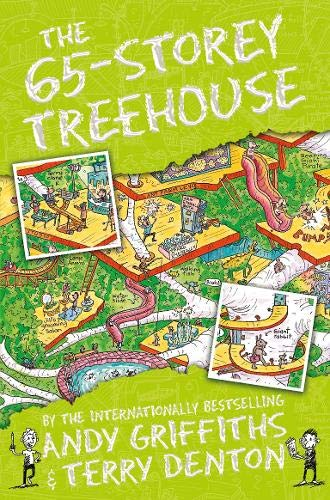 Read Online The 65-Storey Treehouse (The Treehouse Books) ebook