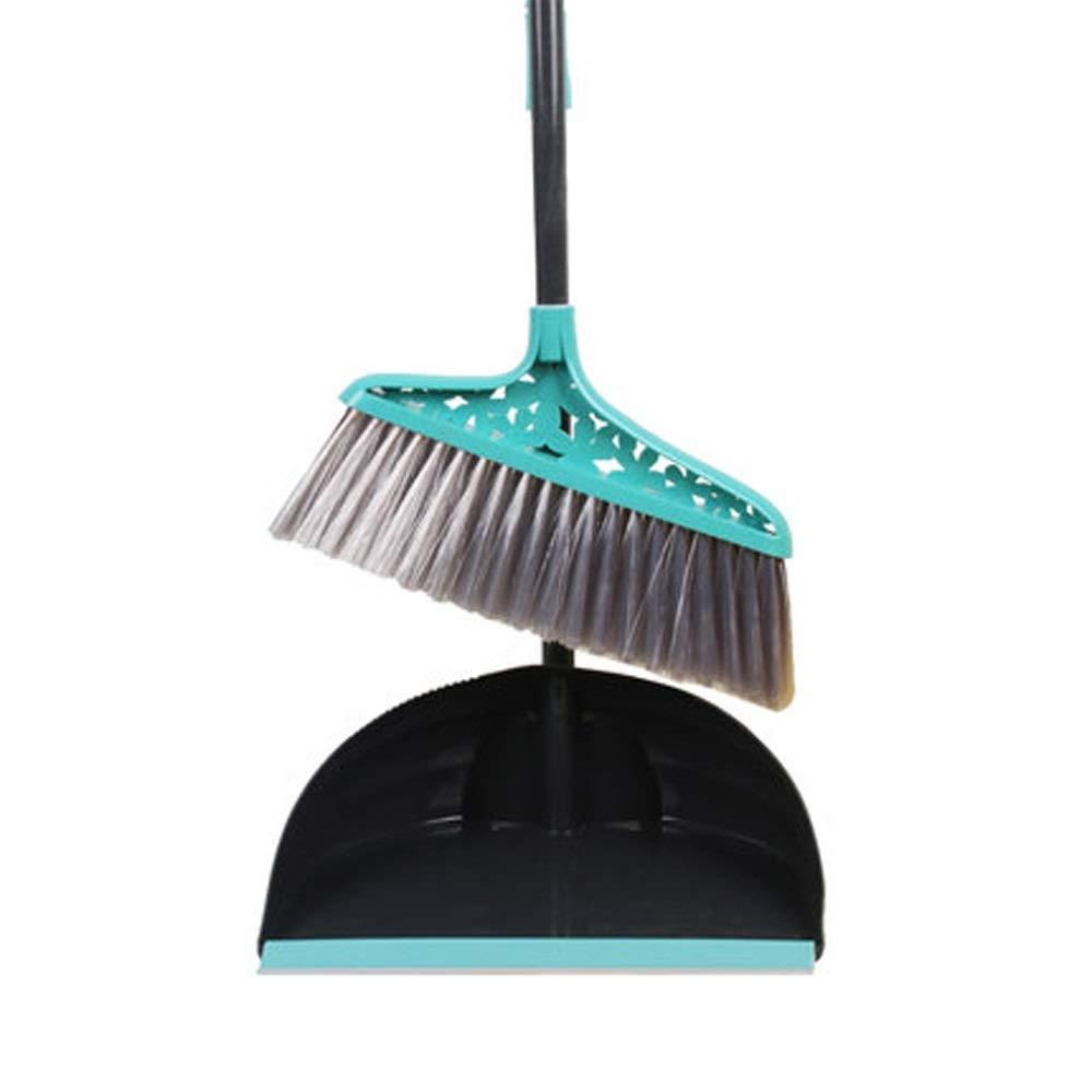 HEHUIHUI- Upright long handle and brush cleaning kit, long handle broom set HHH