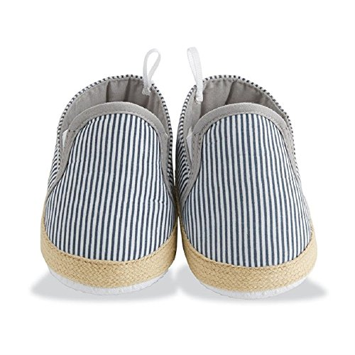 Mud Pie Chambray Pre-Walker Shoes Kidswear (0-6 Months) (Chambray Footwear)