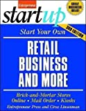 img - for Start Your Own Retail Business And More Specialty Food Shop. Gift Shop. Clothing Store. Kiosk book / textbook / text book