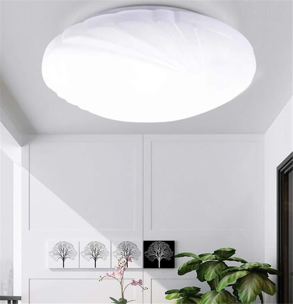天井灯、居間の寝室の研究通路のバルコニーのために利用できる円形LED 3色温度 26cm 12W 26cm 12W  B07TSXFLVJ