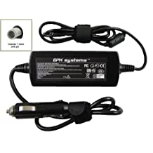GPK Systems® 90W Car Adapter for HP 384019-002 384020-002 384020-001 384021-001 391173-001 409992-001 416421-021 463553-002 463955-001 463955-001