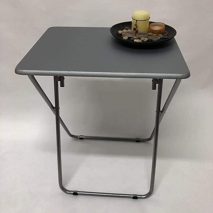 Increíble mesa plegable de PVC para interiores y exteriores ...