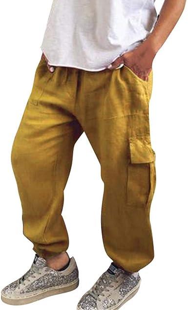 Overdose Pantalones Hombre Tendencia Hip Hop Pantalones Sueltos De ...