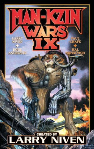 Man-Kzin Wars IX by Larry Niven