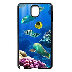 SYYCH Phone case Of Mysterious underwater world 1 Cover Case For samsung galaxy note 3 N9000