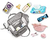 Diaper Bag Backpack Multi-Function Waterproof