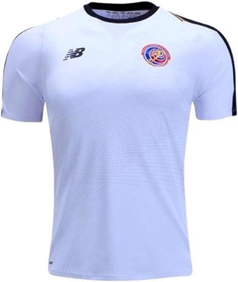 New Balance 2018-2019 Costa Rica Away Football Soccer T-Shirt Camiseta: Amazon.es: Deportes y aire libre