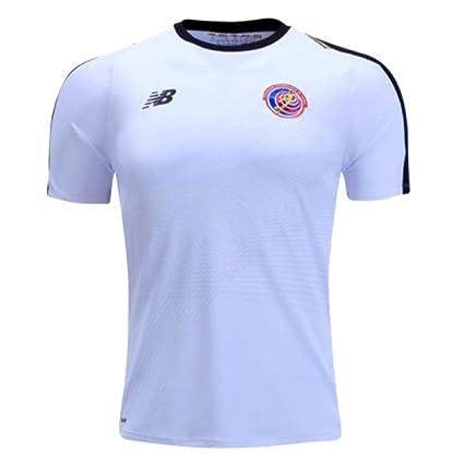 quality design ad4ef 0388d Amazon.com: New Balance Costa Rica Away Soccer Mens Jersey ...