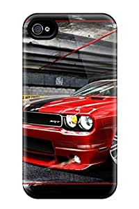 Iphone Case - Tpu Case Protective For Iphone 4/4s- Dodge Challenger