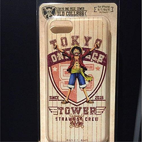 ONE PIECE ワンピース 東京ワンピースタワー限定 iPhoneケース ルフィ