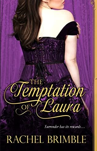 book cover of The Temptation of Laura