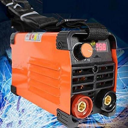 MXBAOHENG Handheld Mini eléctrico Soldador 220 V 20 – 250 A Soldadura máquina Herramienta