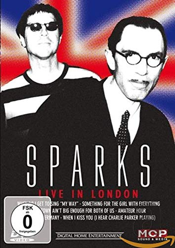 The Sparks - Live in London [Alemania] [DVD]: Amazon.es ...