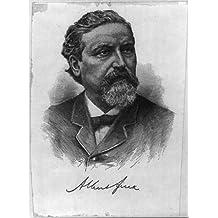 Photo: Albert Fink,1827-1897,German civil engineer,RR designs