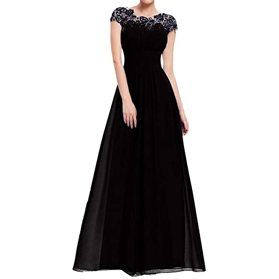 Vestidos de Fiesta Mujer Largos Vestido de Noche POLP Talla Grande Vestido Encaje Mujer Vintage Vestidos Sexy Mujer de Fiesta Elegante Vestido de ...