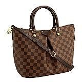 Louis Vuitton Damier Canvas Siena PM Crossbody Shoulder Handbag N41545 Made...