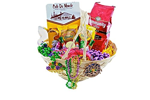 Louisiana Coffee Gift Basket