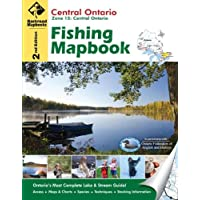 Central Ontario: Zone 15 Fishing Mapbook