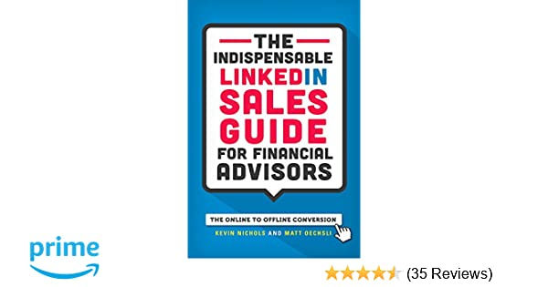 The Indispensable LinkedIn Sales Guide for Financial