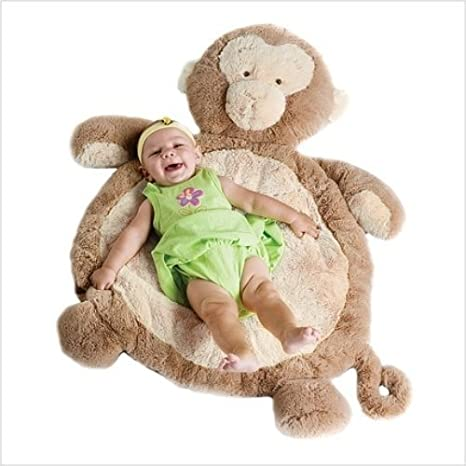 Amazon.com: bestever nuevo bebé overol Mat Alfombra peluche ...