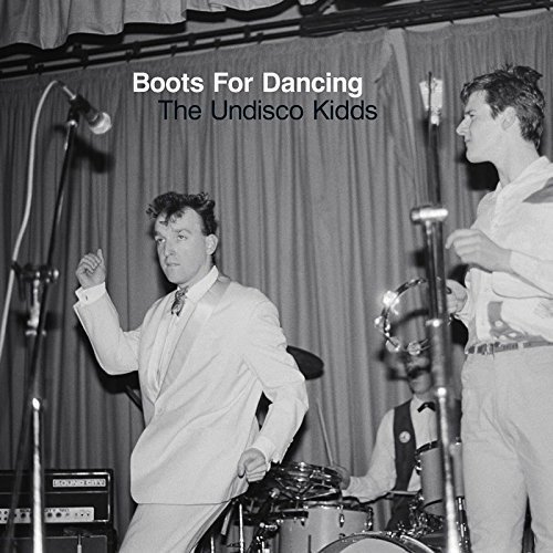 BOOTS FOR DANCING - UNDISCO KIDDS (UK)